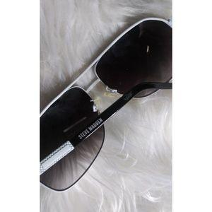 🛍$10 SALE🛍 Steve Madden Men's White sunglasses